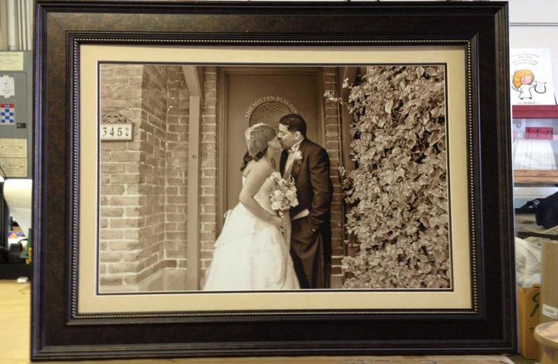 Linco Custom Picture Frames & Mat Designs